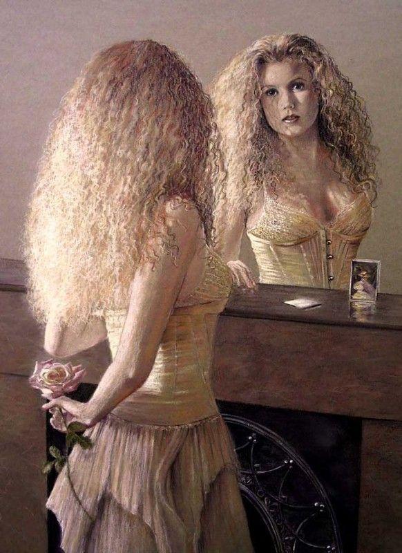 Jolis images de femmes ...