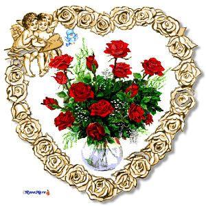 Très jolies images pour la St-Valentin