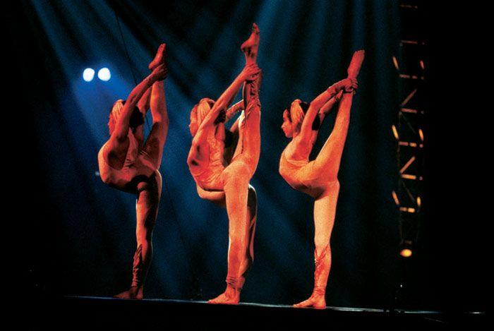 Le Cirque Du Soleil ,