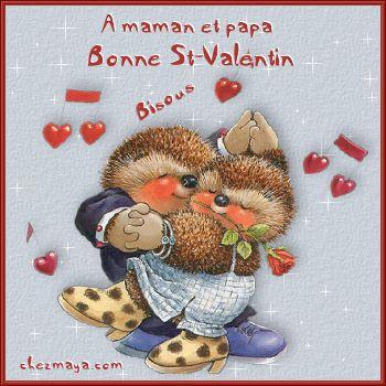 Très jolies images de toutes sortes pour la St-Valentin...