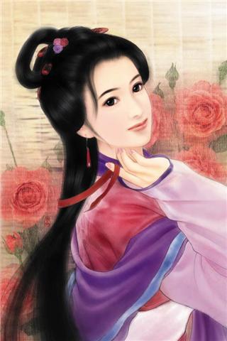 Art : Tableaux  de  Liuyun  Vraiment Jolis ces Tableaux !!